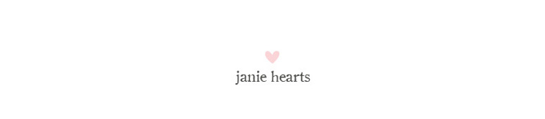 Janie Hearts