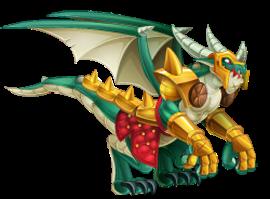 imagen del dragon ciudadela de dragon city