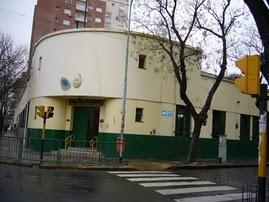 Escuela                                                    -  Carlos Tomás Sourigues -