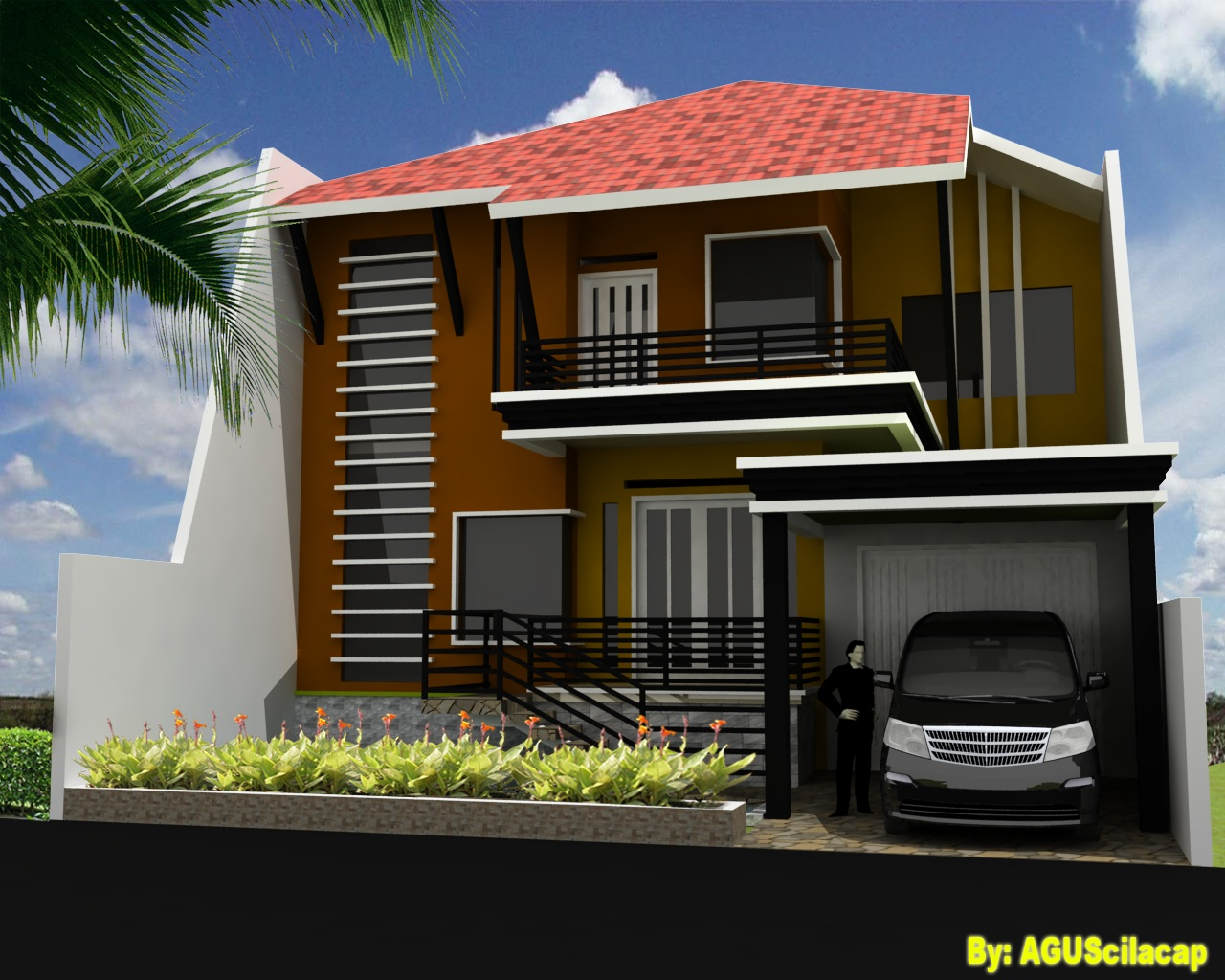 design concept and rendering agus setiawan st design concept and
