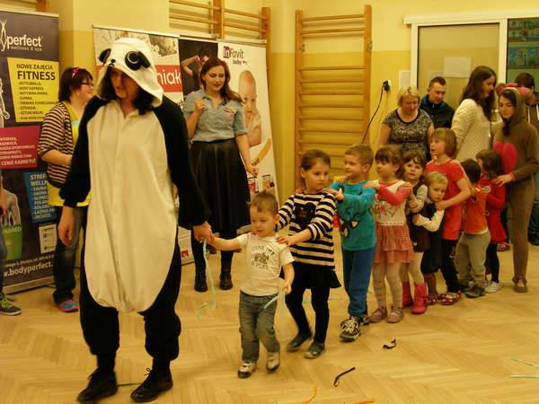 Kinder Party Olszyun - Integracja...