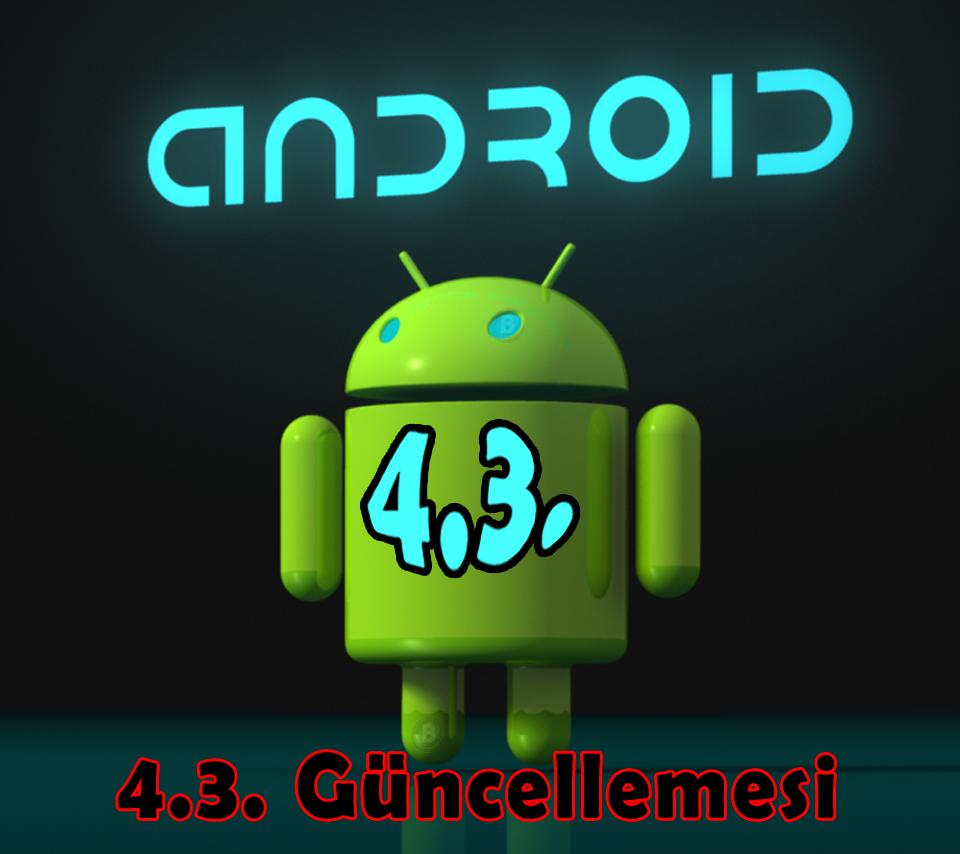 Andorid 4.3