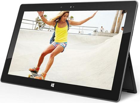 Microsoft Surface Tablet with Kickstand