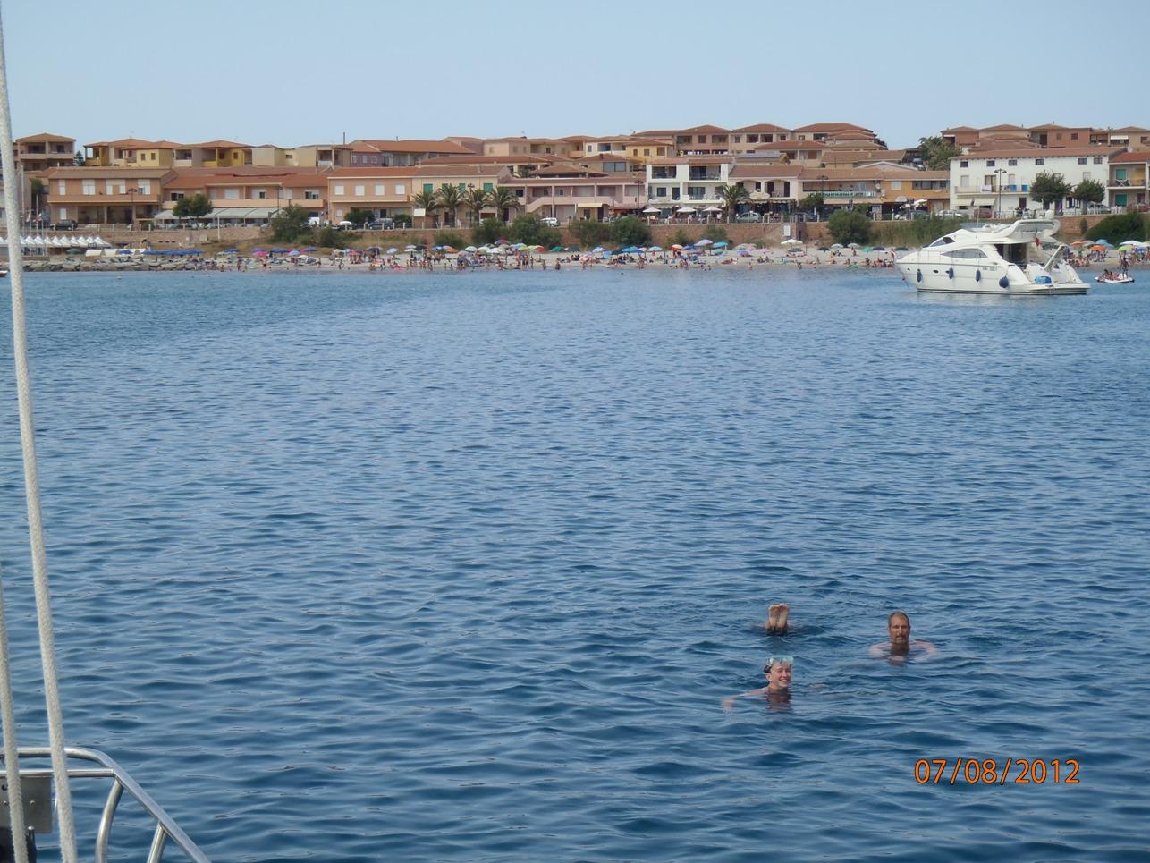 Alexanders in the mediterranean isola rossa for Alexander isola