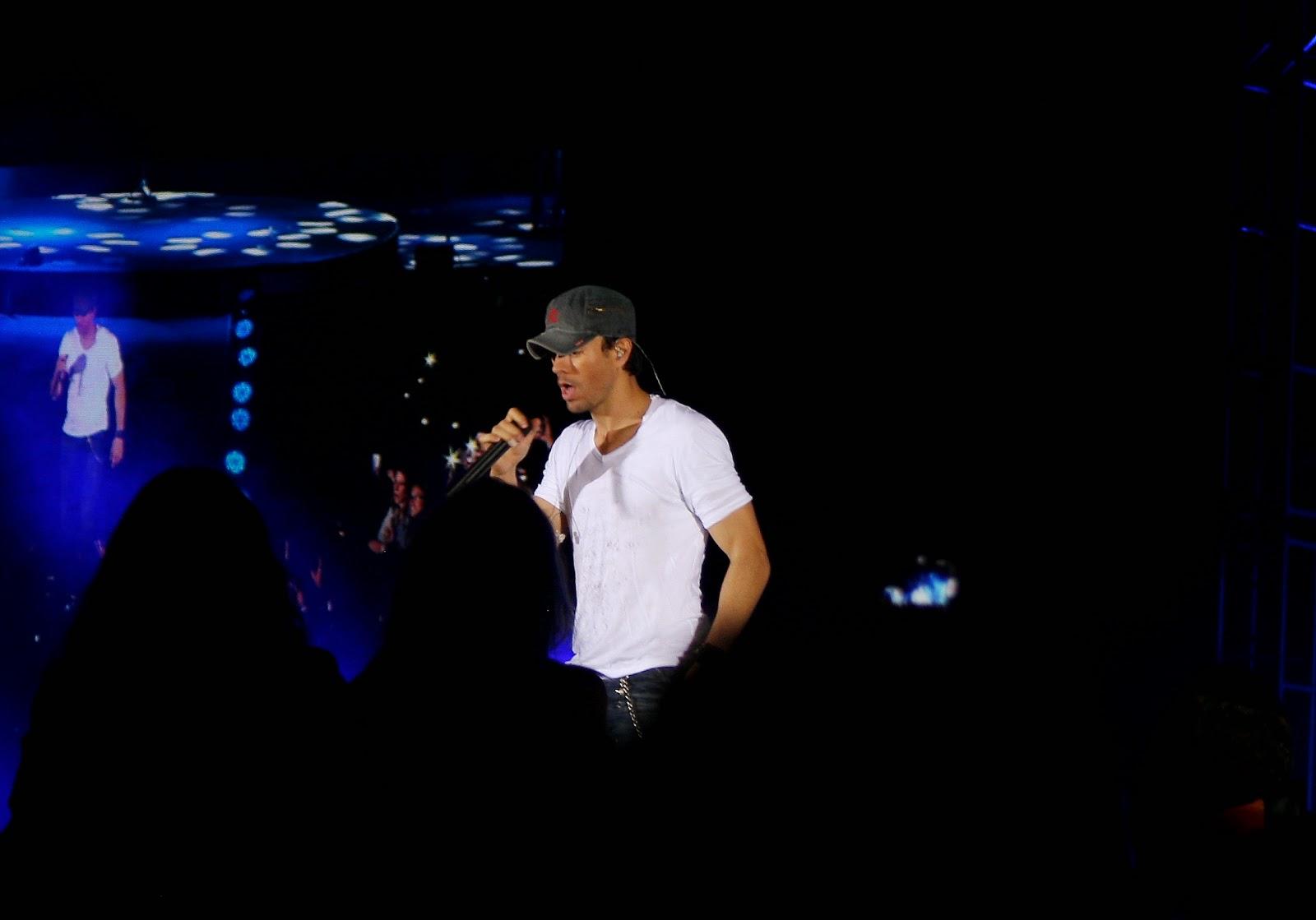 Enrique Iglesias: Día Anáhuac