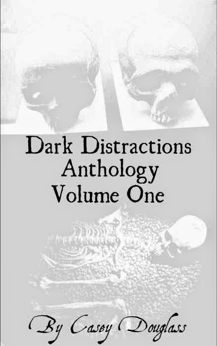 Dark Distractions Anthology Cover