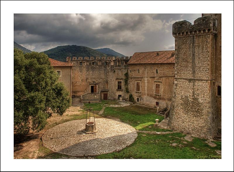 Divagazioni Il Castello Caetani A Sermoneta
