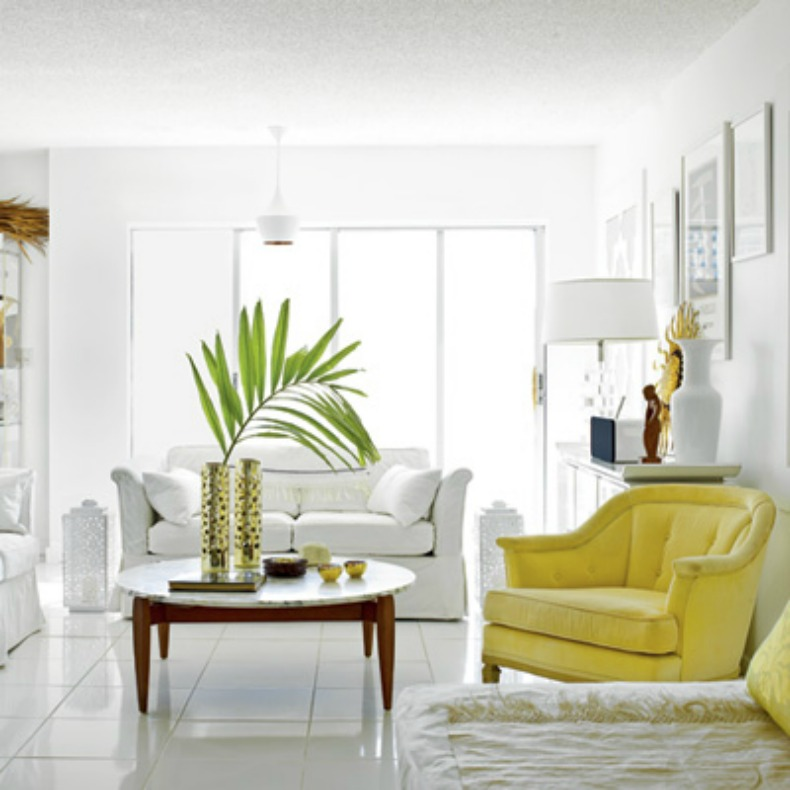 Coastal Home 10 Ways To To Add A Pop Of Color To Your Space