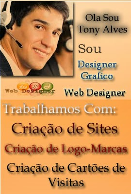 Tony Alves - Web Designer