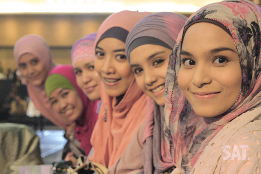 Mignonesia Islamic Fashion Part 1 Hijab Trend In Indonesia