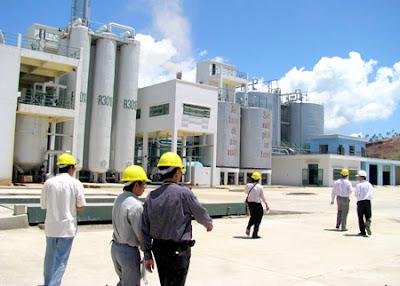 Vietnam's largest ethanol plant