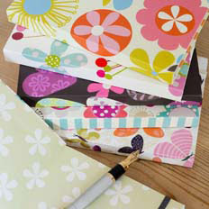 notebook stationery Liz and Pip Ltd