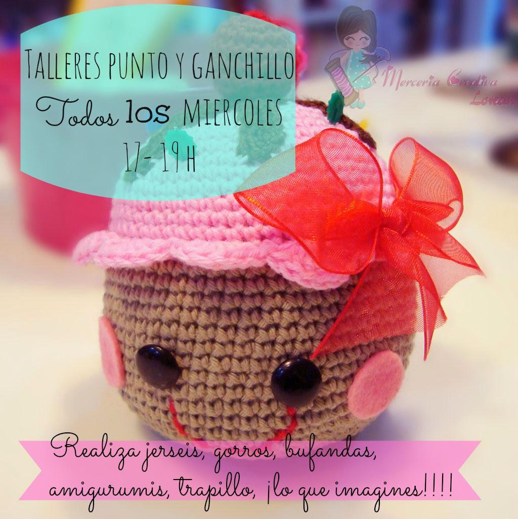 TALLERES DE PUNTO Y GANCHILLO