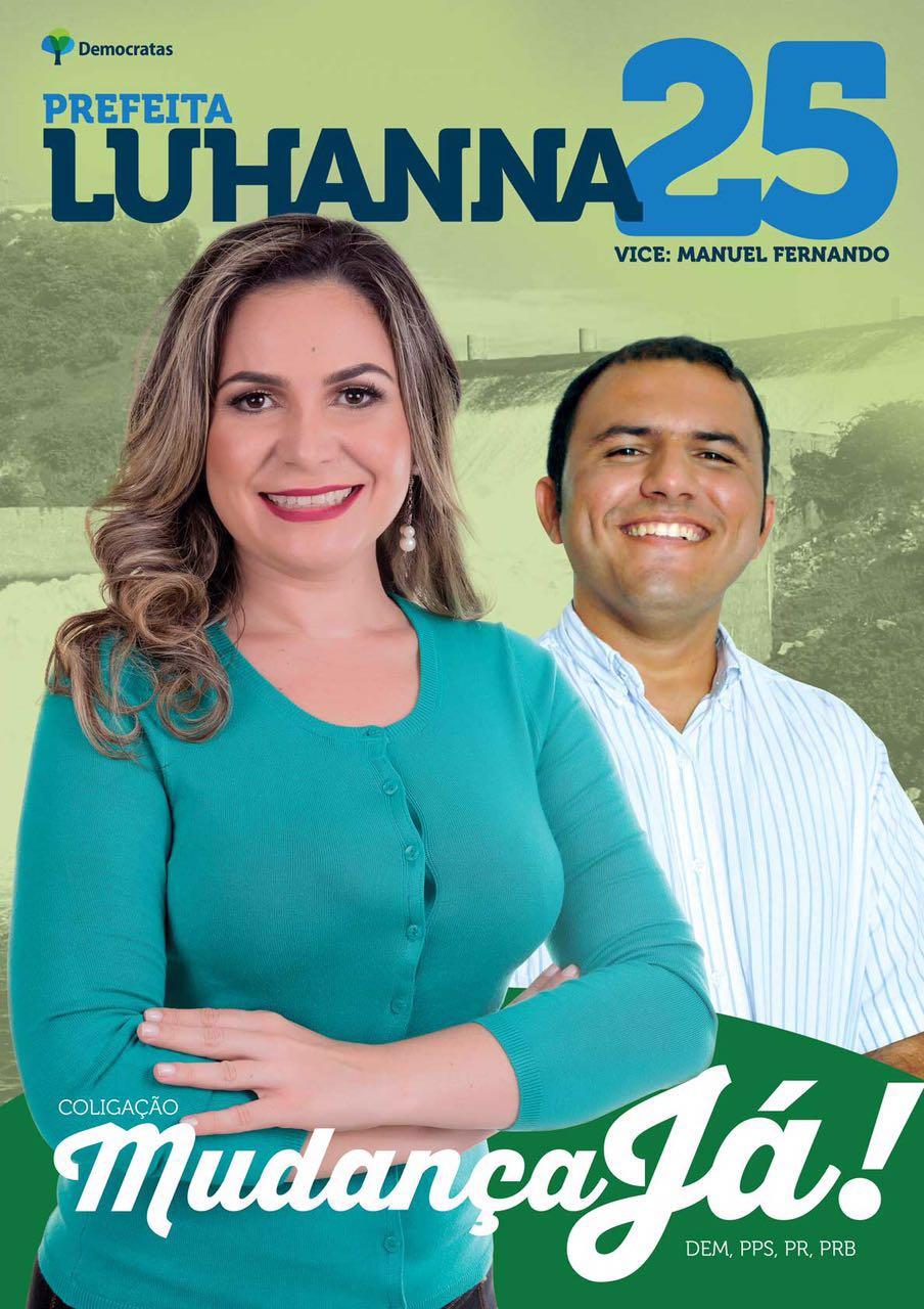 PREFEITA LUHANNA VICE MANUEL FERNANDO 25