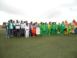 campeonato de futbol de los Pueblos Originario