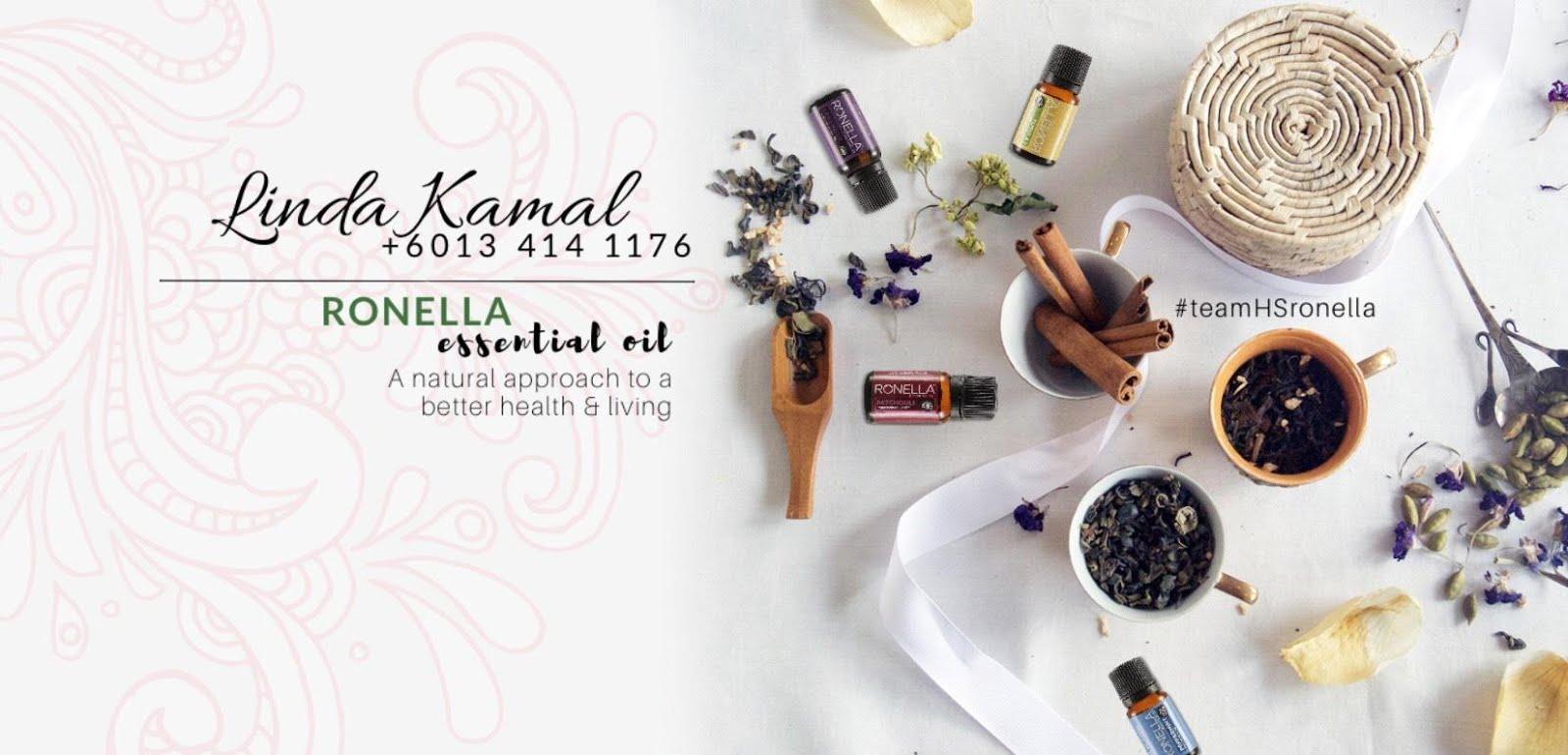 Ronella Essential Oil Malaysia