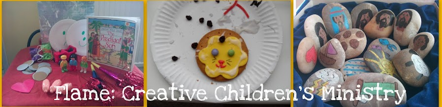 Flame: Creative Children&#39;s Ministry