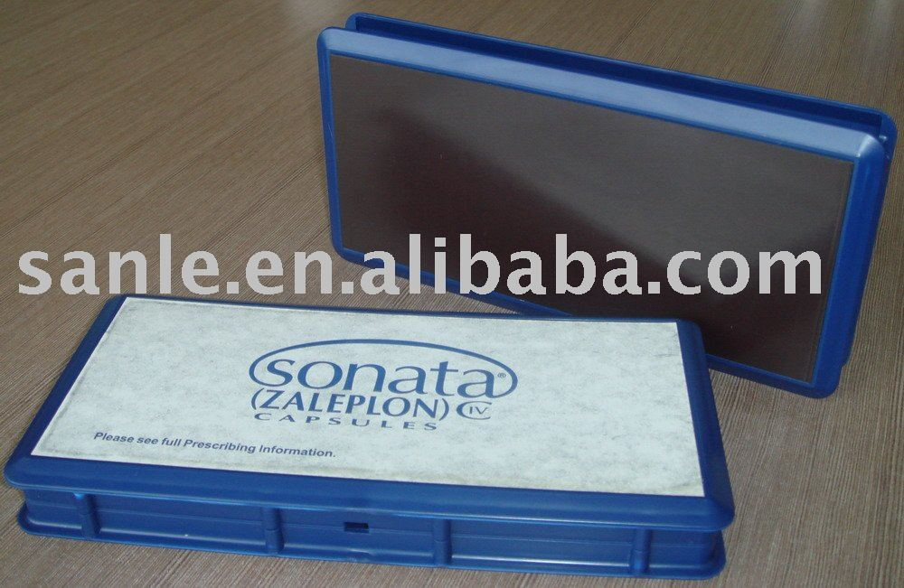Brochure Storage Box2. Brochure Storage Box & Brochure Zafira Pics: Brochure Storage Box