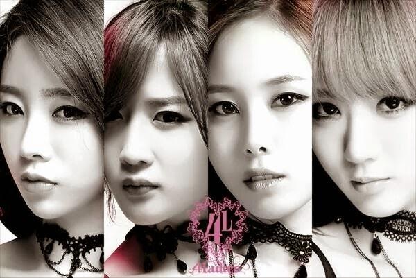 4L (Four Ladies) Profile | Daily K Pop News