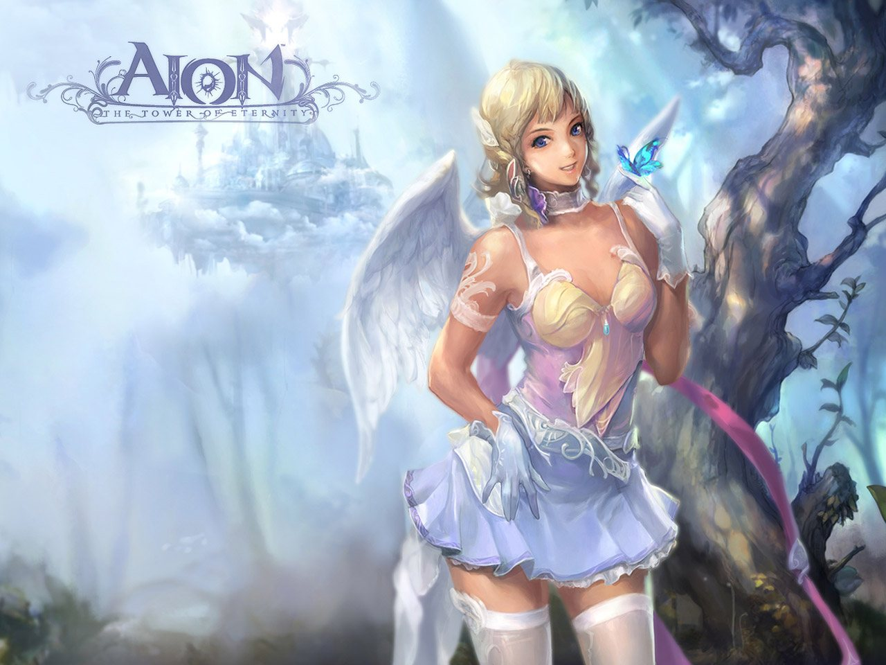 myGames: New AION Online Wallpaper Game