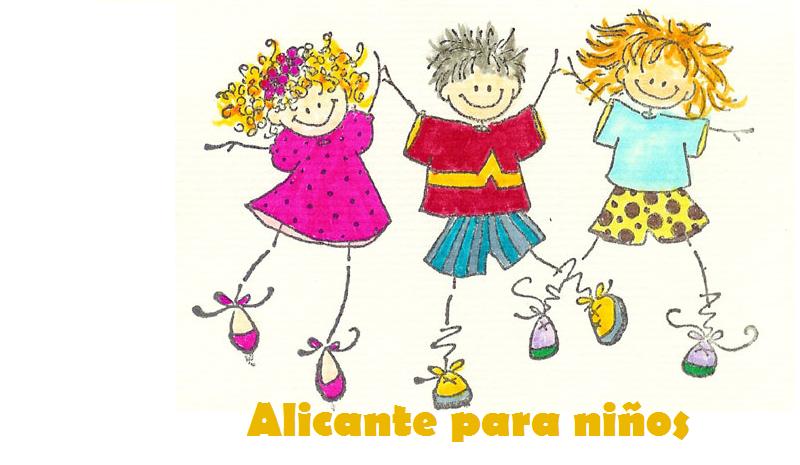 Alicante para niños