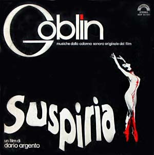 Suspiria- Goblin/ Film Review