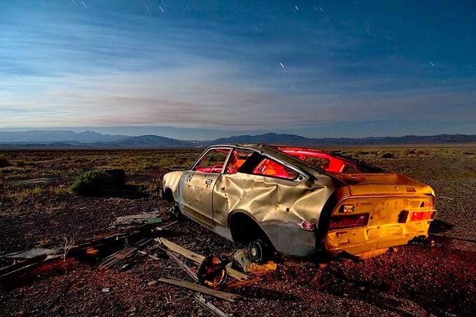 Carros Abandonados #20