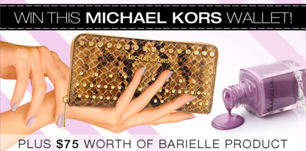 Enter Barielle's Sweepstakes!