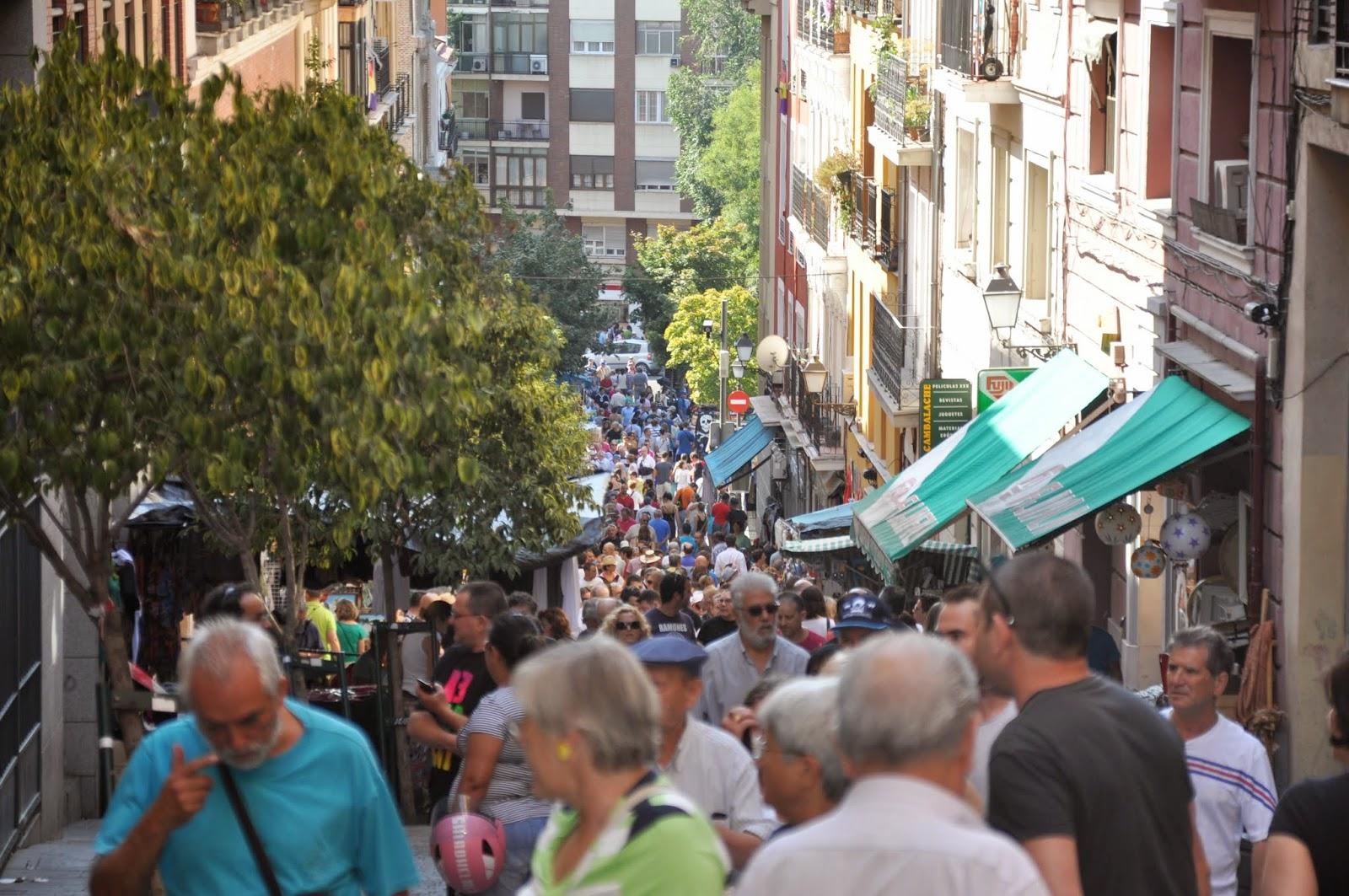 Itinerario in Spagna - Madrid
