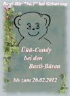 Blog Candy bei den Basti-Bären