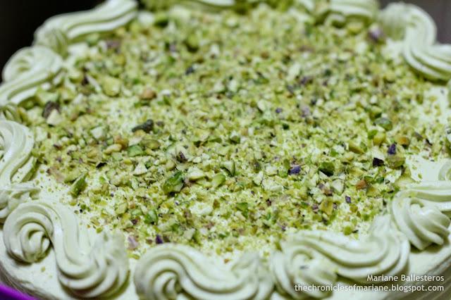 avocado cake lia's