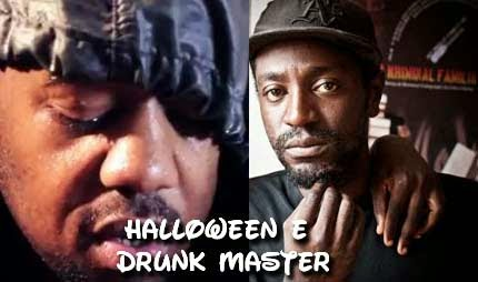 drunk master, halloween, farra