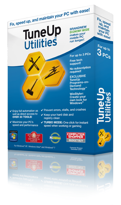 DOWNLOAD TUNE UP UTILITIES 2012 FREE FULL VERSION ~ FREE ...