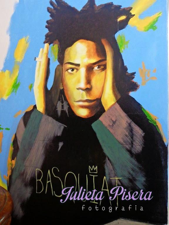 Basquiat ( acrilic )