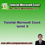 tutorial, cara, cepat, belajar, microsoft, excel, rumus