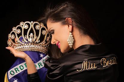 A Miss Brasil de Los Mares, Roseni Missawa embarca neste domingo (15) à Costa Rica para participar