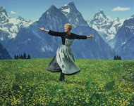 The hills fill my heart with the sound of music.