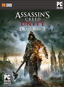 Assassins Creed Unity Dead Kings DLC-RELOADED logo cover by www.kontes-seo-news.blogspot.com