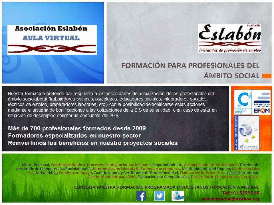 http://www.eslabon.org/p/formacion.html