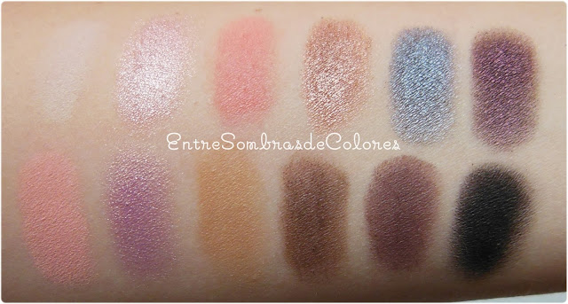 paleta sombras Oh so special - Sleek