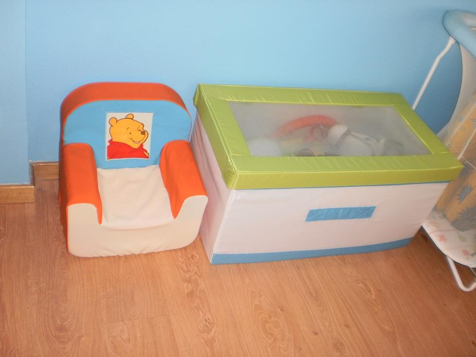 Habitaciones bebe habitacion winnie pooh soraya - Habitacion winnie the pooh ...