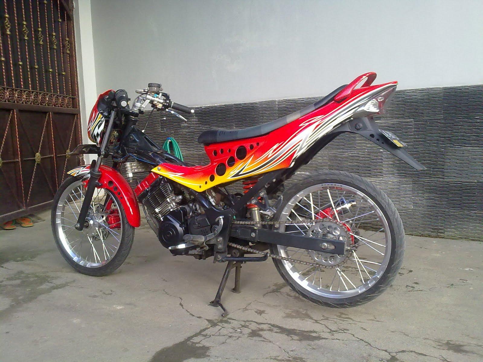 Satria FU-150