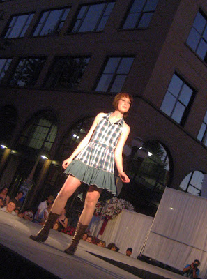 Sustainable Fashion Show, Eugene OR
