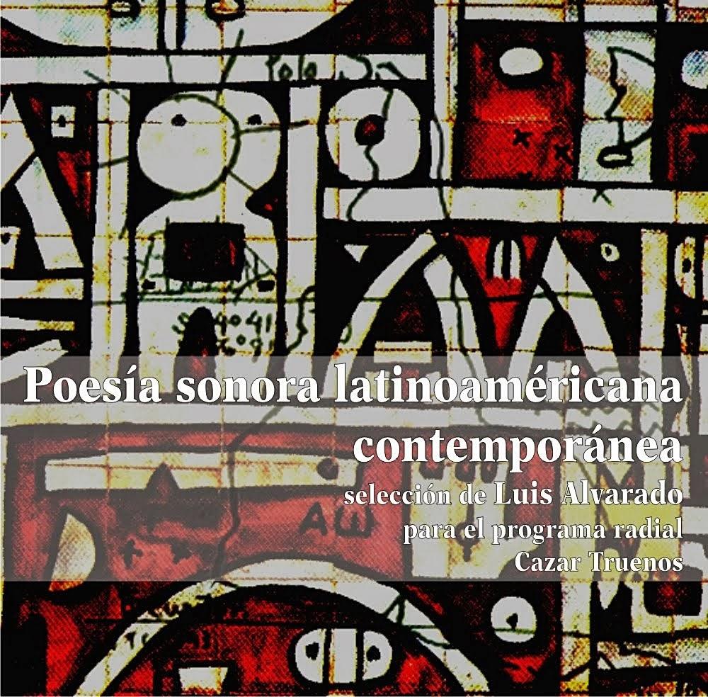 2012 - Poesía sonora latinoamericana contemporánea