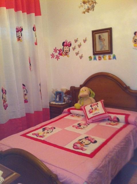 Habitaciones bebe habitacion baby minnie sof a - Dibujos para decorar habitacion de bebe ...