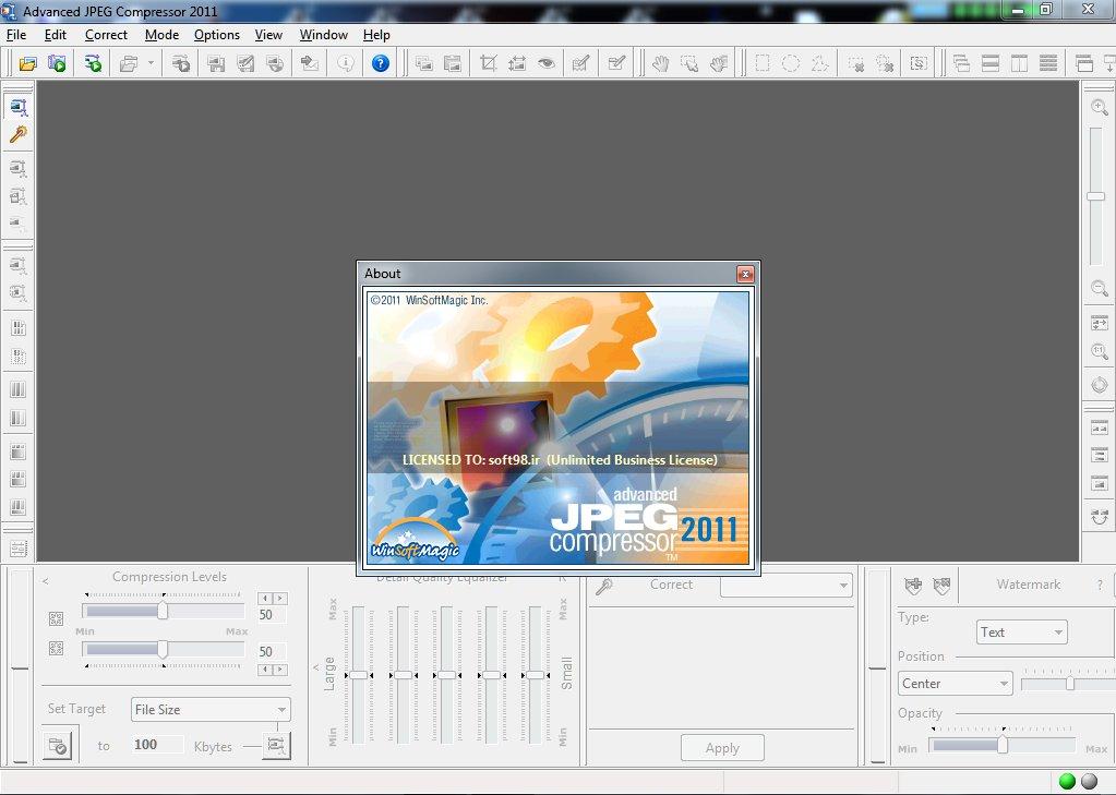 Satu lagi software buat compres gambar atau image yang gw rekomendasikan so