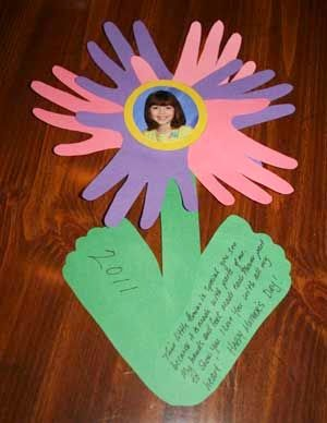 http://www.allkidsnetwork.com/crafts/mothers-day/handprint-footprint-flower.asp