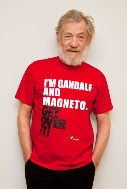 I'm Gandalf And Magneto - Get Over It!