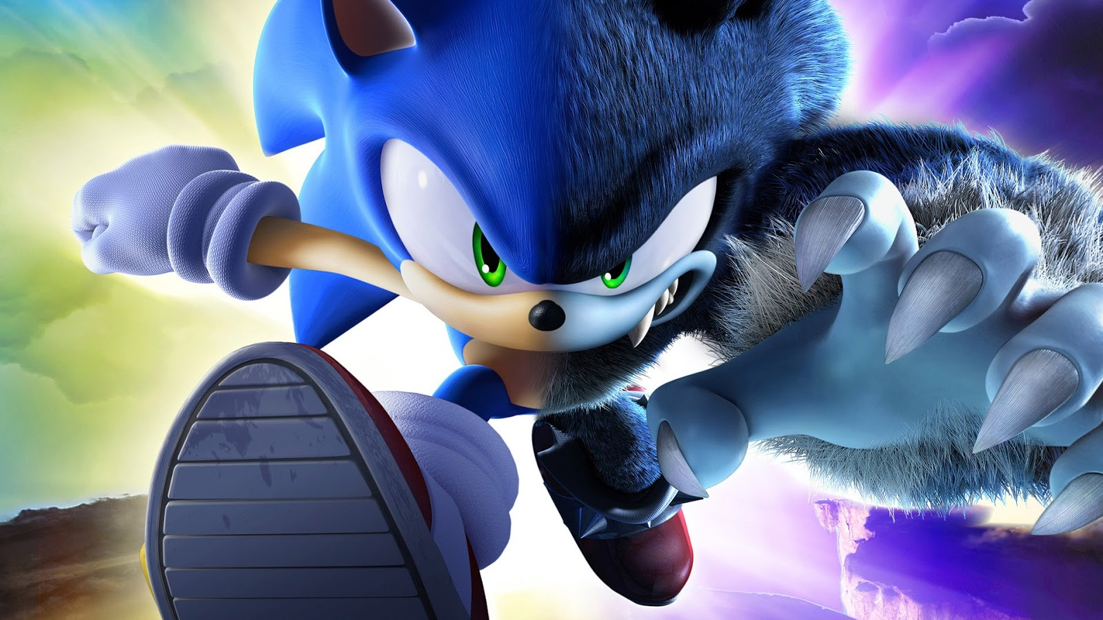 Sonic Vicious Game