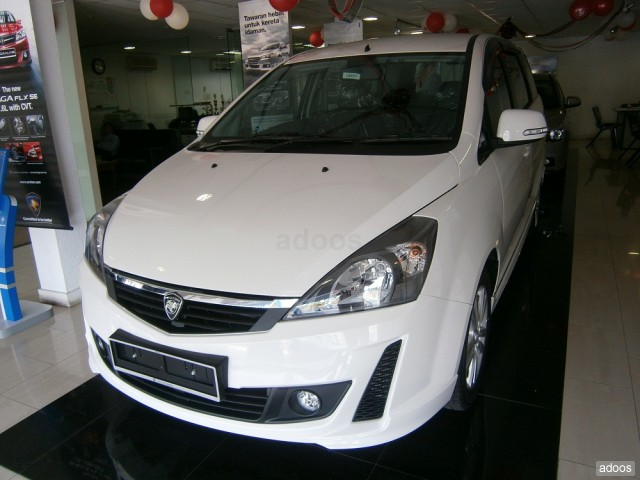 Proton Exora BOLD Premium CVT: MORE POWER. MORE STYLE. SPACE IS A ...